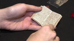 Charlotte Bronte's Tiny Teenage Book Fetches Almost $1 Million at Auction