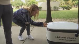 Robotic Rovers Already Helping Connect People With Food