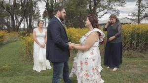 Groom Cries When Bride Surprises Him With Late Brother's Heart Recipient