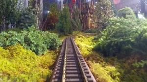 Holiday Zen: 9 Minutes from New York Botanical Garden's Holiday Train Show