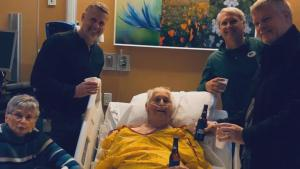 How This Photo of Dad Drinking Beer Helped Family Grieve Loss