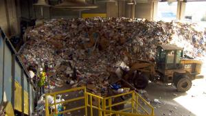 California Recycling Center Sees 'Tsunami' of 'Christmas Garbage'