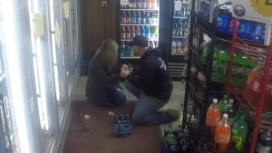 Convenience Store Robbery Turns into Bizarre Marriage Proposal