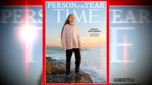 How 16-Year-Old Greta Thunberg Became TIME's 2019 Person of the Year