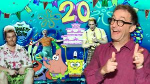 Why SpongeBob Fans Still Love Tom Kenny's Iconic Voice After 20 Years