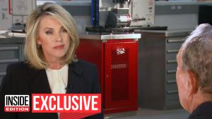 Deborah Norville Sits Down With Presidential Candidate Michael Bloomberg