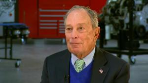 Michael Bloomberg on How Judge Judy's Endorsement Will Help His Campaign