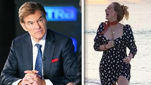 Why Dr. Oz Says People Should Leave Adele and Her Weight Alone