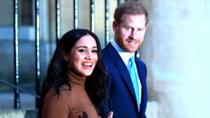 Meghan Markle and Prince Harry Are Stepping Down in Royal Family