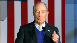 Here's What a Day on the Campaign Trail Is Like for Michael Bloomberg