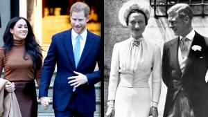 Meghan Markle and Prince Harry Aren't the First to 'Step Back' from Royal Family