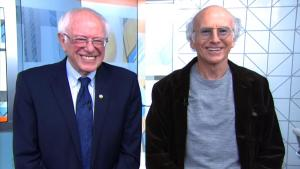 Larry David Says Bernie Sanders Presidency Would be 'Great for the Country'