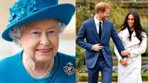 What Queen Elizabeth Says About Meghan Markle and Prince Harry's Move to America