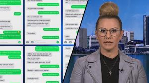 Woman Says Airline Employee Creepily Texted Her Throughout Her Flight