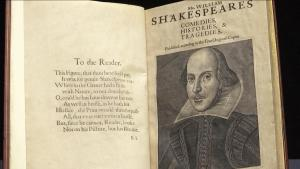 Rare 1623 Book of Shakespeare's Works Could Sell for $6 Million at Auction