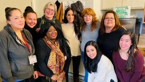 Meghan Markle's Visit to Vancouver Women's Shelter Was a Surprise