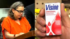 Woman Confesses to Manslaughter After Poisoning Husband With Eye Drops