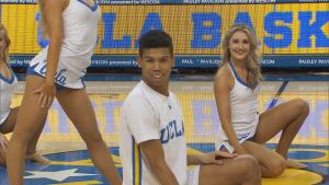 Meet UCLA Dance Team's First Male Performer Devin Mallory Who Does Splits