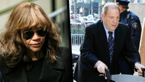 Rosie Perez Testifies at Harvey Weinstein's Trial