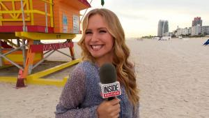 Sailor Brinkley-Cook Is Inside Edition's 2020 Super Bowl Correspondent