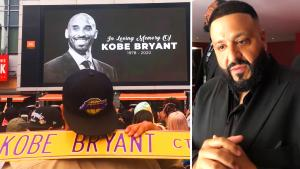 How DJ Khaled Felt Performing at Grammys After Losses of Nipsey Hussle, Kobe Bryant