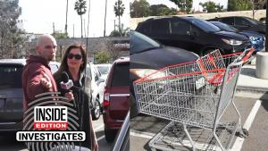 Is It OK for Shoppers to Abandon Their Carts in the Parking Lot?