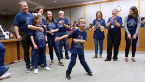 Why This 8-Year-Old Texas Boy is Dancing for Joy in Court