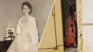 Kids Sift Through Mom's Purse from 1957 Just Found Behind School Lockers