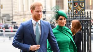 Meghan and Harry Are Hunkered Down in Gated Los Angeles Compound