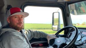 Meet the Army of Big Rig Truck Drivers Keeping America's Stores Stocked
