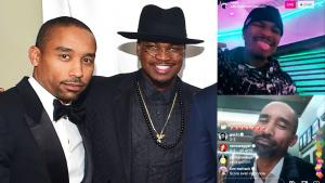Johnta Austin and Ne-Yo Face Off in Intense Quarantine Instagram Song Battle