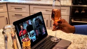 Don't Forget the Snacks and Other Tips for Hosting the Best Virtual Happy Hour