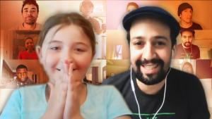 9-Year-Old on Being Surprised by Original 'Hamilton' Cast: 'I Was Speechless'