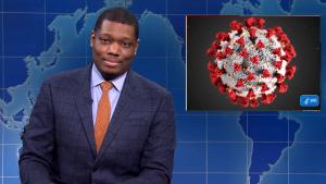 'SNL' Star Michael Che Reveals His Grandmother Died From Coronavirus