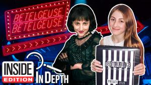 How 16-Year-Old Presley Ryan Spent Her Last Day Starring in 'Beetlejuice'