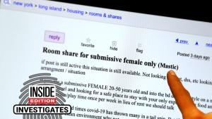 Is Landlord Advertising Free Rent in Exchange for Sex?
