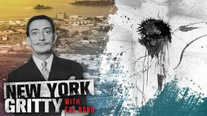 How a Salvador Dali Drawing Was Snatched From Rikers Island