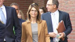 Lori Loughlin Enters College Admissions Scam Guilty Plea Over Zoom