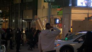 Stores Near Trump Tower Looted as Many Cities Across the US Impose Curfews