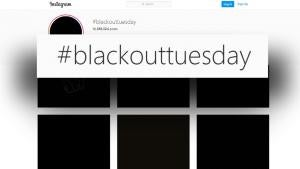 Music Industry Leads 'Blackout Tuesday' Protest to Elevate Black Voices