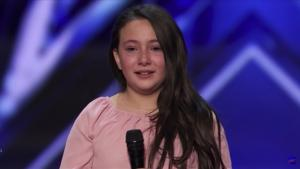 10-Year-Old 'America's Got Talent' Singer Goes Direct to Finals with Epic Song