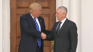 Trump Calls Mattis 'Overrated' After Retired General's Scathing Op-Ed