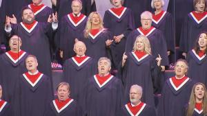 Washington State Choir Stricken by COVID-19 Shocked by Unmasked Dallas Choir