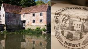 1000-Year-Old Flour Mill in England Is Busier Than Ever in Coronavirus Era