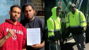 Sanitation Worker Raised by Single Dad Is Now a Harvard Law School Student