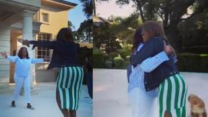 Oprah Winfrey and Gayle King Happy to Be Reunited After Coronavirus Quarantine