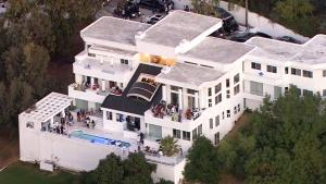 Beverly Hills Mansion Party of Unmasked Guests Ends With Shots Fired, 1 Dead