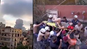 These Instagram Accounts Are Helping People After the Beirut Explosion