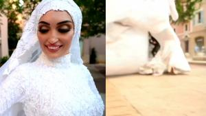Beirut Explosion Shatters Bridal Photography Session