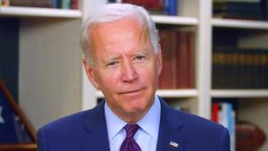 Joe Biden Snaps at Reporter's Cognitive Test Question: 'Are You a Junkie?'